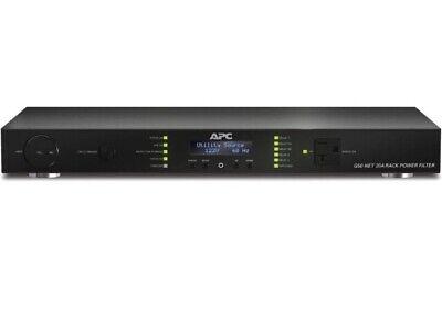 APC AV 20 Amp G Type Rack Power Filter, 120V / G50NETB-20A2 - VGC