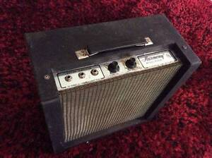 Vintage 60's Harmony H400A All Tube Made in USA Guitar Amplifier Ormeau Gold Coast North Preview