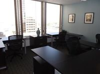 Furnished Office Space Available NOW!