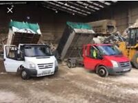 MAN AND VAN WASTE/RUBBISH ALL DOMESTIC/COMMERCIAL WASTE REMOVED/CLEARED GRAB HIRE ALSO AVAILABLE