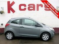 £30 per year ROAD TAX 2009 FORD KA 1.2 STUDIO ONLY INSURANCE GROUP 2