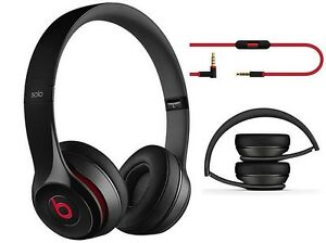 Beats Solo 2 Black and Red - Beats by Dr. Dre