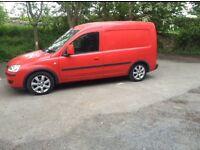 Vauxhall combo 1.3cdti 11 months MOT