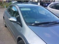 Honda Civic 1.8 O/S Front Door In Blue Colour Breaking For Parts (2006)