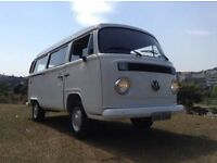 vw t2 2001 bay window 9 seater 15 window excellent condition