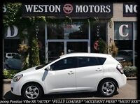 2009 Pontiac Vibe SE* AUTO* FULLY LOADED* ACC FREE