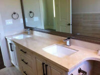 perfect countertop and home renovation