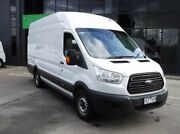 2014 Ford Transit VO 350E LWB Jumbo (SRW) White 6 Speed Manual Van Preston Darebin Area Preview