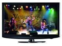 LG 32-inch Widescreen HD Ready LCD TV with Freeview - Black
