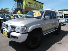 2003 Toyota Hilux VZN167R SR5 (4x4) Gold 4 Speed Automatic Dual Cab Pick-up Homebush Strathfield Area Preview