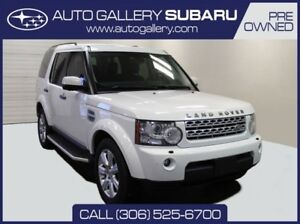2013 Land Rover LR4 LUXURY SUV | V8 | EVERY OPTION
