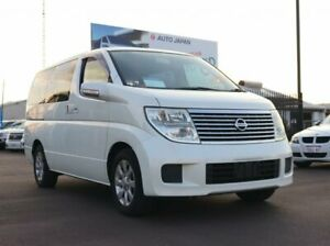 Nissan Elgrand, 8 Seater, Luxury People Mover Kenwick Gosnells Area Preview