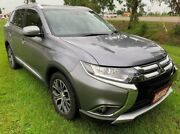 2017 Mitsubishi Outlander ZK MY17 LS 4WD Grey 6 Speed Constant Variable Wagon Berrimah Darwin City Preview