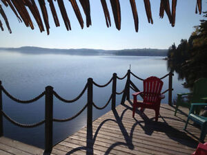 Lakefront Cottage For Sale