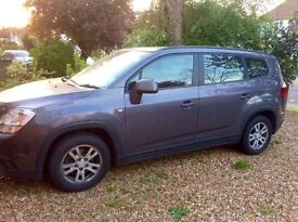 2011 Chevrolet Orlando for only £2,300