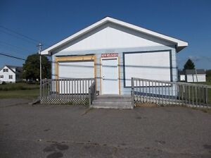Hwy Commercial on Busy Corner!  Custom to Fit Your Business!