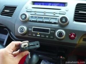 INSTALLATION Câble AUX Pour Honda Civic Honda CRV Après 2006
