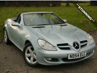 **TIN TOP CONVERTIBLE***Mercedes-Benz SLK 1.8 SLK200 Kompressor 2dr **STUNNING COLOUR COMBO**FINANCE