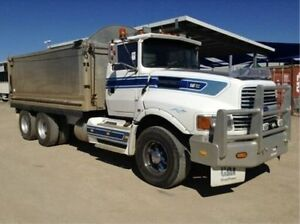 1997 Ford Aeromax 2417 6X4 Blue Tipper Bohle Townsville City Preview