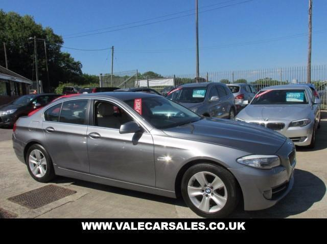 2011 61 BMW 5 SERIES 2.0 520D SE 4D ***OVER £2500 OF EXTRAS FITTED***