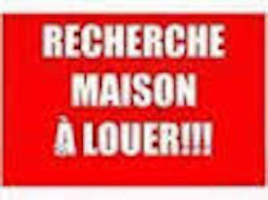 Recherche maison deluxe à louer / seeking luxery house for rent
