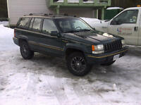 1994 Jeep Grand Cherokee Wagon
