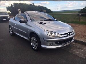 2004 Peugeot 206 Convertible South Melbourne Port Phillip Preview