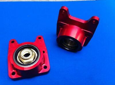Cosworth 2wd/4x4 Billet Rear Hub Carriers ,Rallycross Anodised Finish - Pair