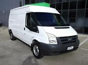 2011 Ford Transit VM MY08 High (LWB) White 6 Speed Manual Van Preston Darebin Area Preview