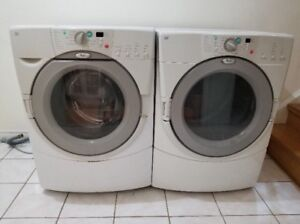 Duet washer and dryer great condition