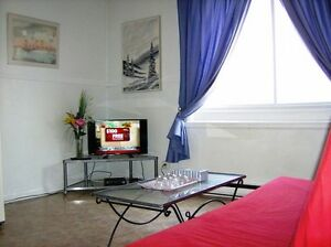 PRIVATE studio-2 1/2-3 1/2 apartments[$750-980/month,week]