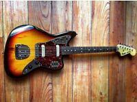 Fender Squier Vintage Modified Jaguar Electric Guitar