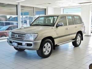 2006 Toyota Landcruiser UZJ100R Upgrade II GXL (4x4) Gold 5 Speed Automatic Wagon Morley Bayswater Area Preview