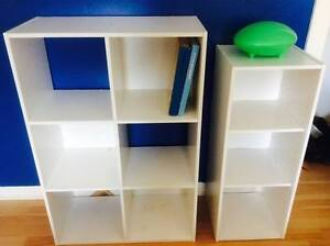 2 bookcases on sale! see pictures!