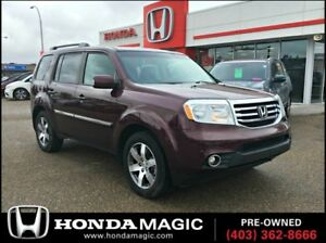 2014 Honda Pilot Touring|NAVIGATION|BLUETOOTH|TOW PACKAGE|