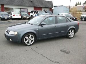 2005 Audi A4 4-Door - Certified/ E-tested