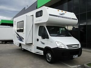 2007 Iveco Daily MY07 50C18 MWB White 6 Speed Automatic Preston Darebin Area Preview