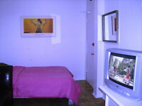 Wifi=PRIVATE studio-2 1/2-3 1/2 apt NO SHARING[ NOW ]
