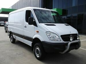 2009 Mercedes-Benz Sprinter 906 MY09 315 CDI MWB (4x4) White 6 Speed Manual Van Preston Darebin Area Preview