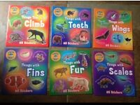 6 brand new learning books