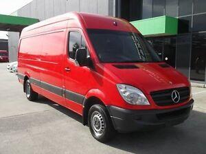 2012 Mercedes-Benz Sprinter 906 MY11 416 CDI LWB Red 5 Speed Automatic Van Preston Darebin Area Preview