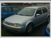 Vw golf gti mk4 excellent 2.0 petrol
