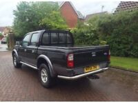 Wanted Mitsubishi l200 ford ranger Nissan navara Toyota hilux Isuzu redeo for top cash prices