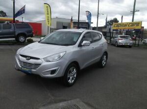 2013 Hyundai ix35 LM MY13 Active (FWD) Silver 6 Speed Automatic Wagon North Richmond Hawkesbury Area Preview