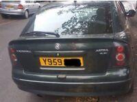 Vauxhall Astra Mk4 N/S & O/S Rear Lights