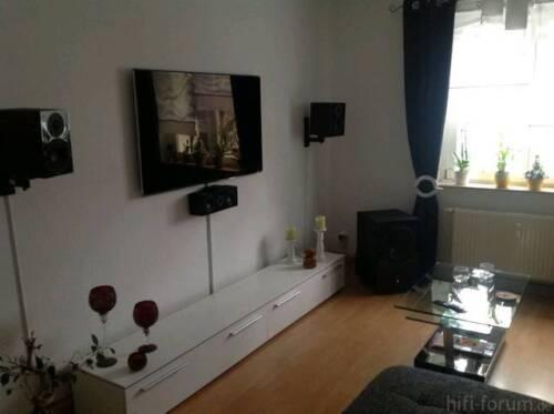 Tv Wand Montage Halterung Handwerker Hamburg Bohren Aufhängen In