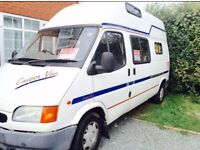 Ford Transit Campervan motorhome, great runner, power steering, great condition, lots of EXTRAS!