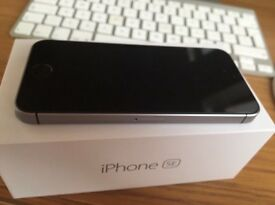 iPhone se 64gb still in box never been used on Vodafone