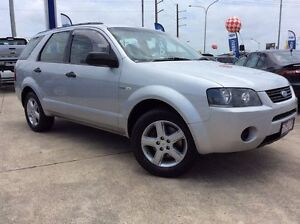 2009 Ford Territory SY SR AWD Silver 6 Speed Sports Automatic Wagon Alexandra Headland Maroochydore Area Preview