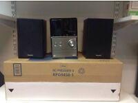 Panasonic Hi-Fi System SC-PM200EB-S